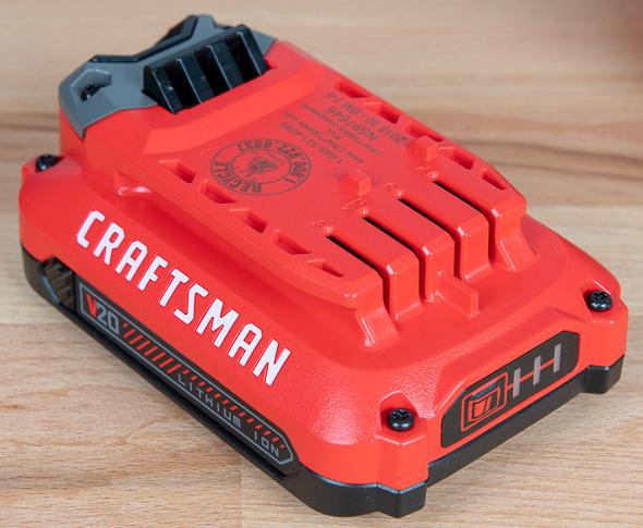 Craftsman V20 Cordless Drill Driver CMCD700 Battery