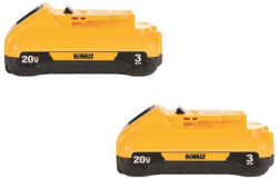 HOT Deals: Dewalt 20V Max Cordless Power Tool Batteries (Pre-Black Friday 2018)