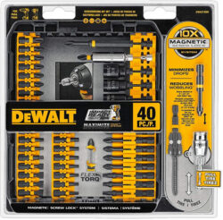 Dewalt FlexTorq 40pc Screwdriver Bit Set