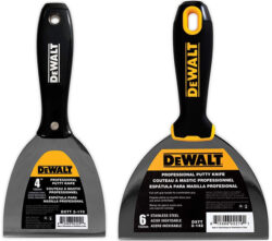 Dewalt Putty Knives