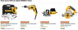 Dewalt Tools Deal of the Day 11-19-2018