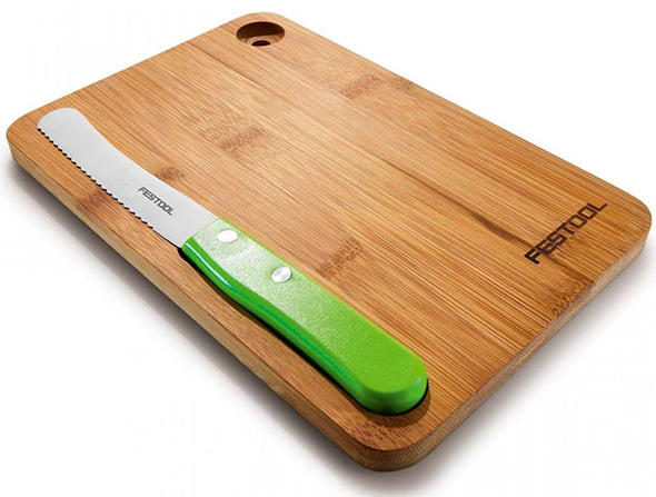 Festool Knife and Cutting Board Limited Edition 2018