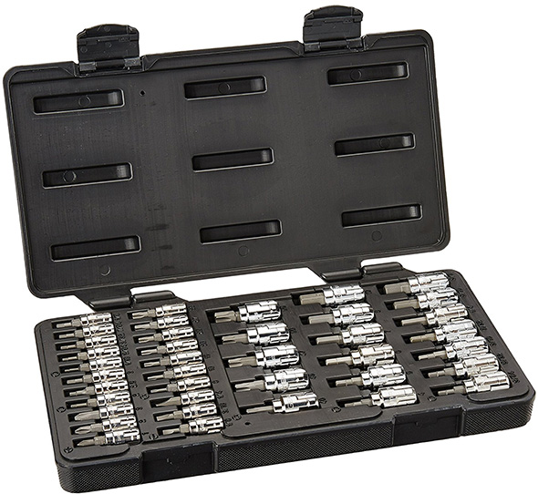 Gearwrench 39pc Bit Socket Set