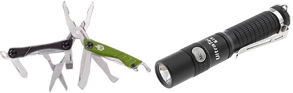 Gerber Dime and K18 LED Flashlight EDC Kit