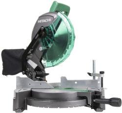 Hitachi C10FCG Miter Saw