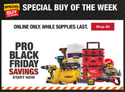 The 5 Best Home Depot PRO Black Friday 2018 Tool Deals
