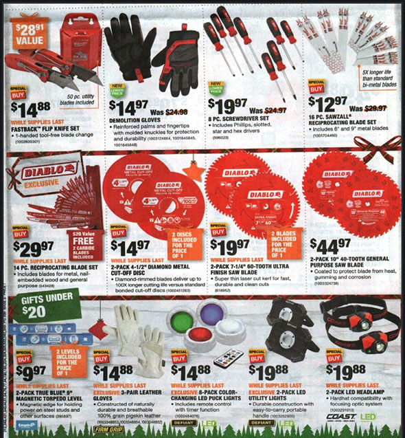 Home Depot Black Friday 2018 Tool Deals Page 4