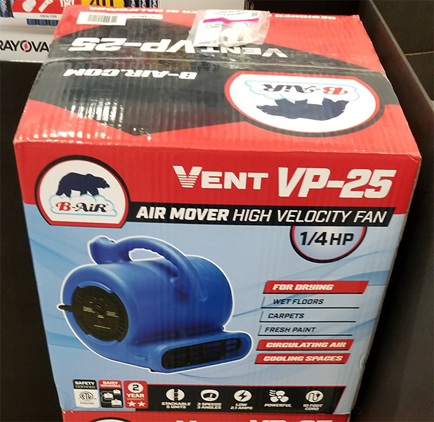 Home Depot Pro Black Friday 2018 Tool Deals Air Mover Fan