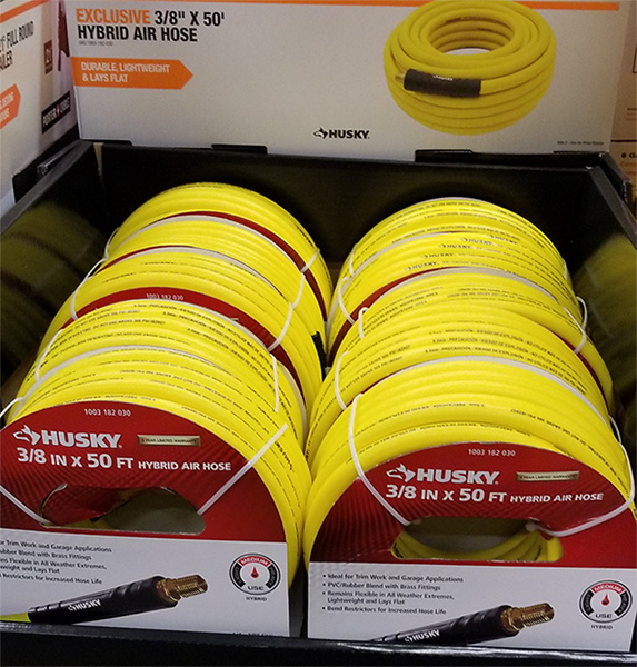Home Depot Pro Black Friday 2018 Tool Deals Husky Air Hose