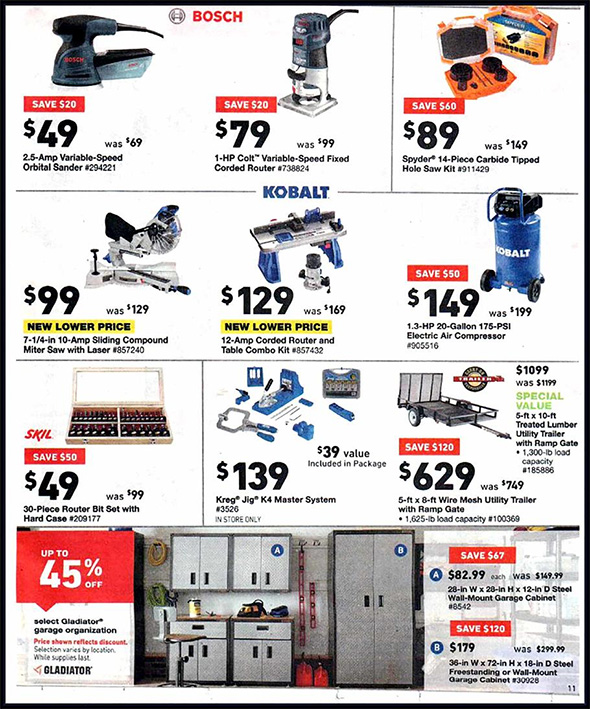 Lowes Black Friday 2018 Tool Deals Page 15