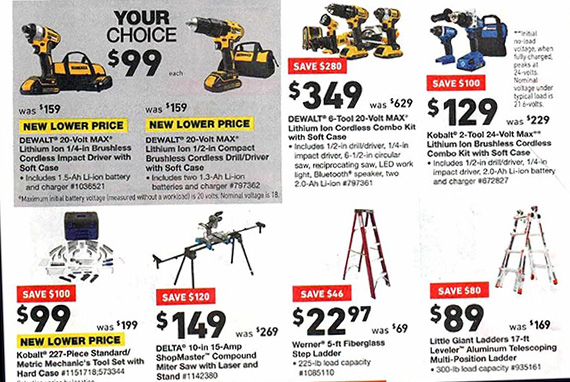 Lowes Black Friday 2018 Tool Deals Page 16