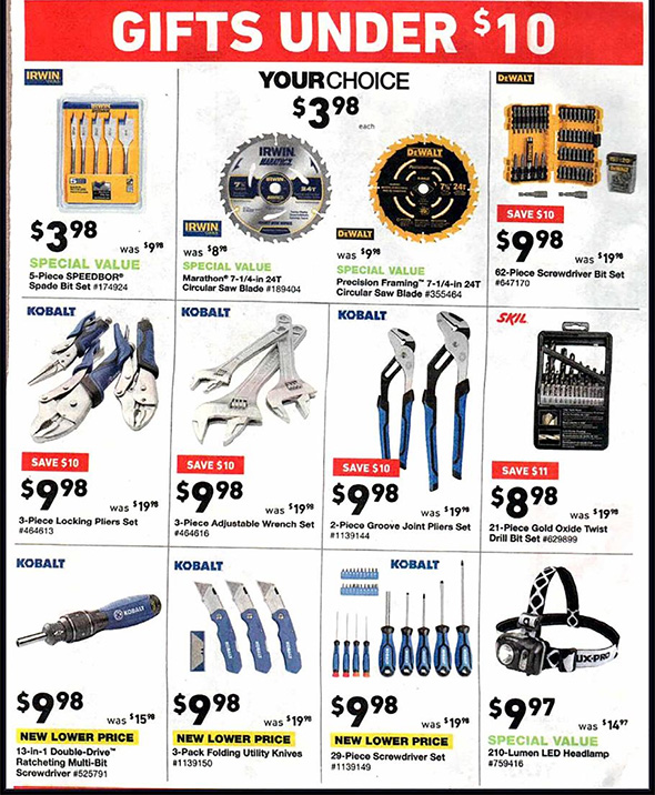 Lowes Black Friday 2018 Tool Deals Page 5