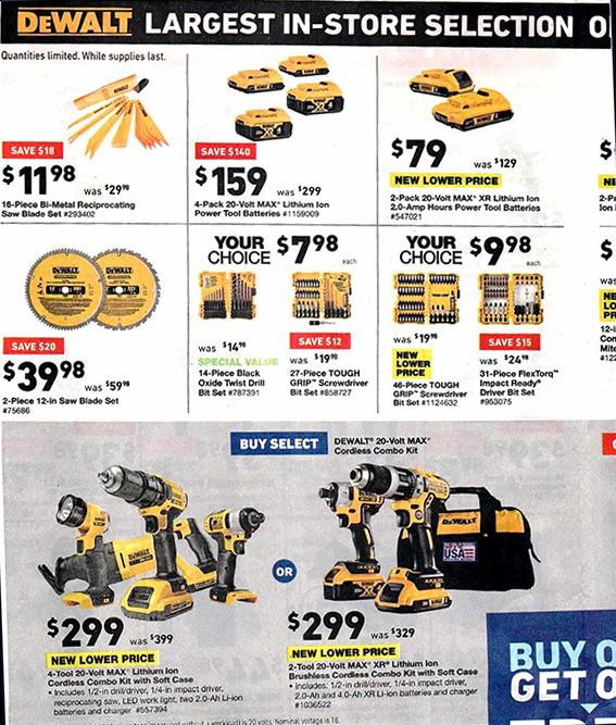 Lowes Black Friday 2018 Tool Deals Page 9