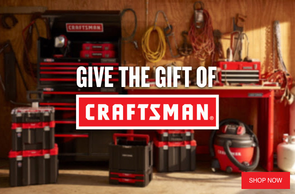 Lowes Craftsman Holiday Gift Ideas Best Deals
