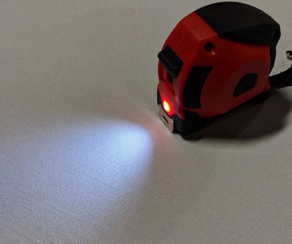 Milwaukee 10 Foot Keychain LED