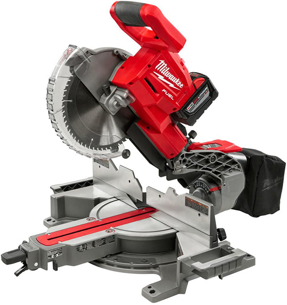 Milwaukee 2734-21HD M18 Fuel Miter Saw