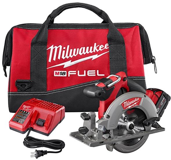 Milwaukee M18 Fuel Circular Saw Kit