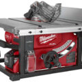 Milwaukee M18 Portable Table Saw with One-Key