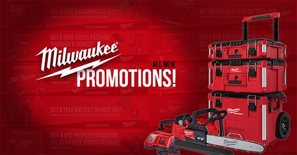Ohio Power Tool Milwaukee Deals Holiday 2018