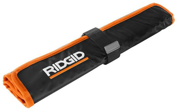Ridgid R8694520B Cordless LED Mat Light Rolled Up