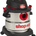 Shop Vac 5 Gallon Stainless Steel Shop Vacuum