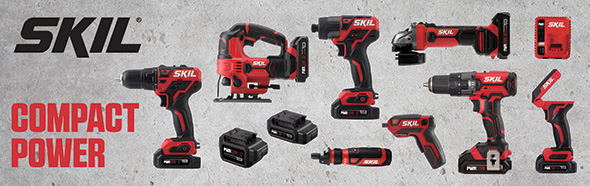 Skil PWRCore Cordless Power Tool Product Family