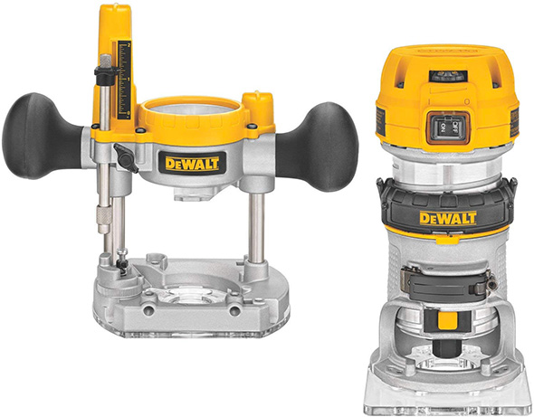 Dewalt DWP611PK Router Kit