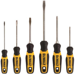 Dewalt USA-made Screwdrivers