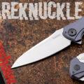Kershaw Bareknuckle Folding Knife