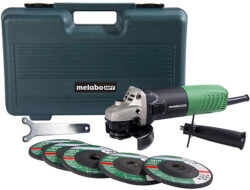 Metabo HPT Grinder Kit