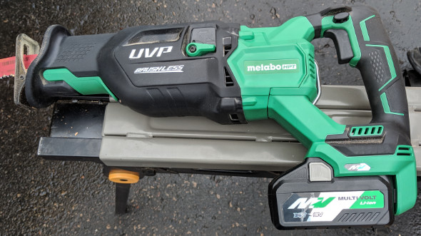 MetaboHPT 36V Brushless Recip Saw
