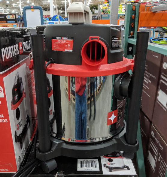 Porter Cable Wet Dry Vac