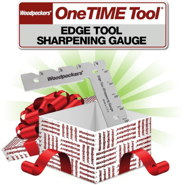 WoodPeckers One Time Tool Edge Tool Sharpening guide