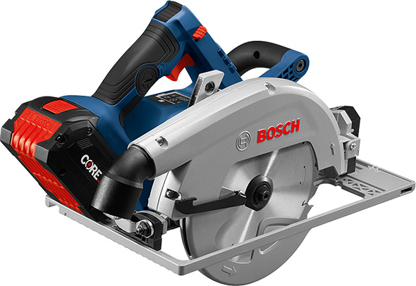 Bosch 18V Brushless Circular Saw GKS18V-264GC Strong Arm