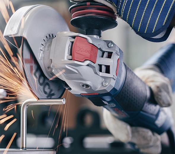 Bosch X-Lock Grinding Wheel Accessory System