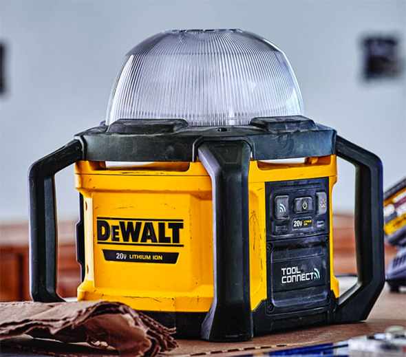 Dewalt DCL074 Cordless LED Area Light