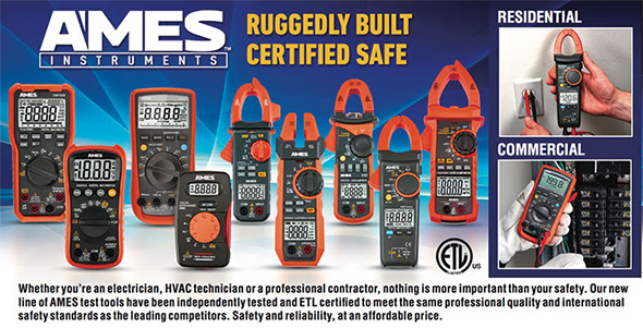 Harbor Freight Ames Multimeter and Clamping Mater Product Family