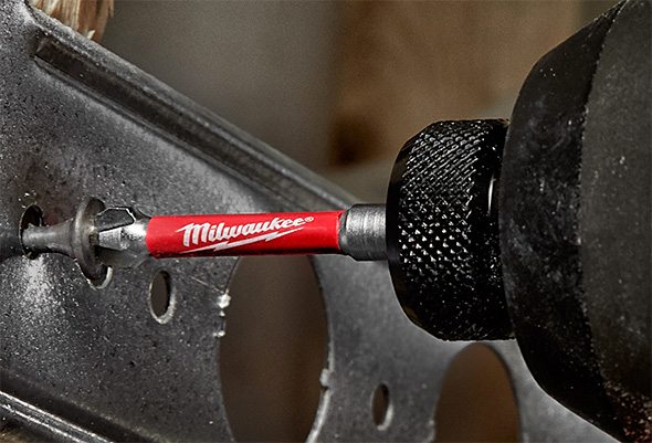 Milwaukee Shockwave Matrix Carbide Screwdriver Power Bit