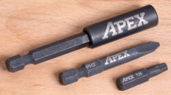 New Apex Tool Group Impact Screwdriver Bits