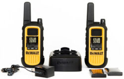New Dewalt Walkie Talkies Radios