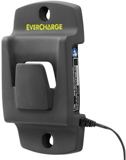 Ryobi P784K Evercharge LED Worklight Charger