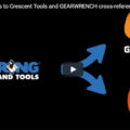 Armstrong Tools to Gearwrench and Crescent Tools