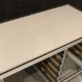 Durable and Low-Friction Work Surface - Journey to an Organized Workshop Part 3 - Top Installed