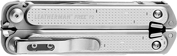 Leatherman Free Multi-Tool P26 P2 Closed