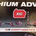 Milwaukee M18 Battery and Tool Matching Marketing