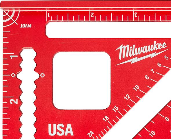 Milwaukee Rafter Square USA-Made