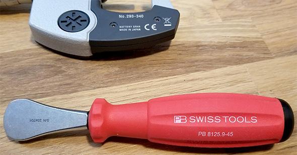 PB Swiss Coin Driver