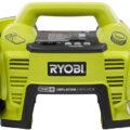 Ryobi Cordless Dual Function Air Inflator P731