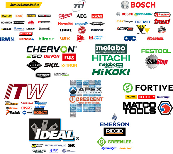 Who Owns What Tool Brands 2019 Update 2