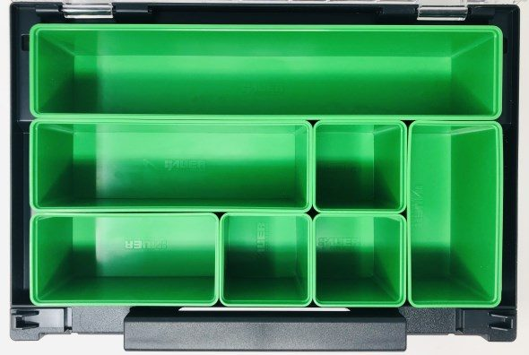Auer Packaging Assortment Boxes - Insertable Box Layout